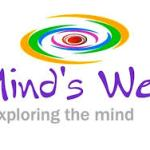 Minds well logo, Mental Heath and Peer Support