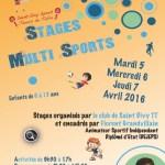 stage multisport 2016