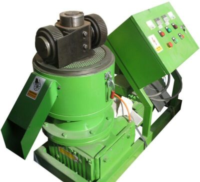 gearmotor for pellet mill
