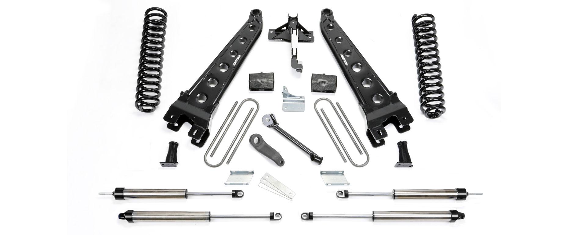 F 450 F 550 Fabtech Lift Kits