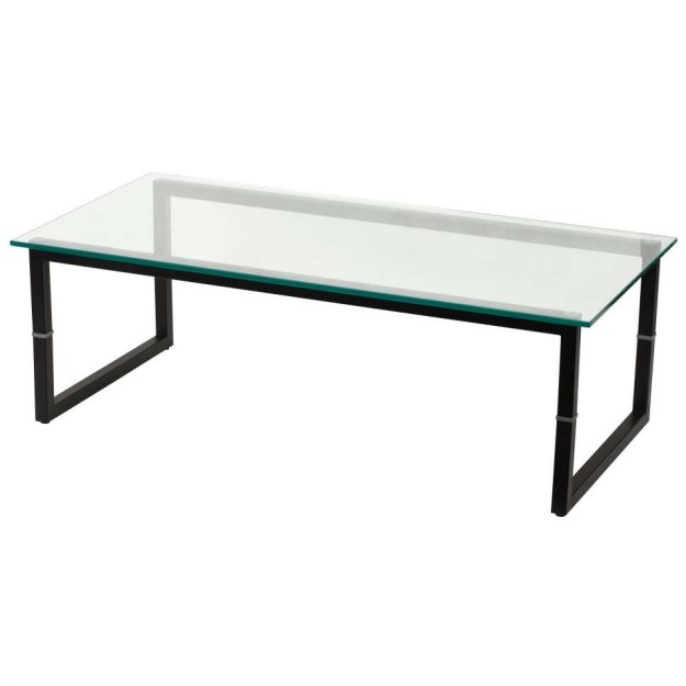 the best metal glass coffee tables