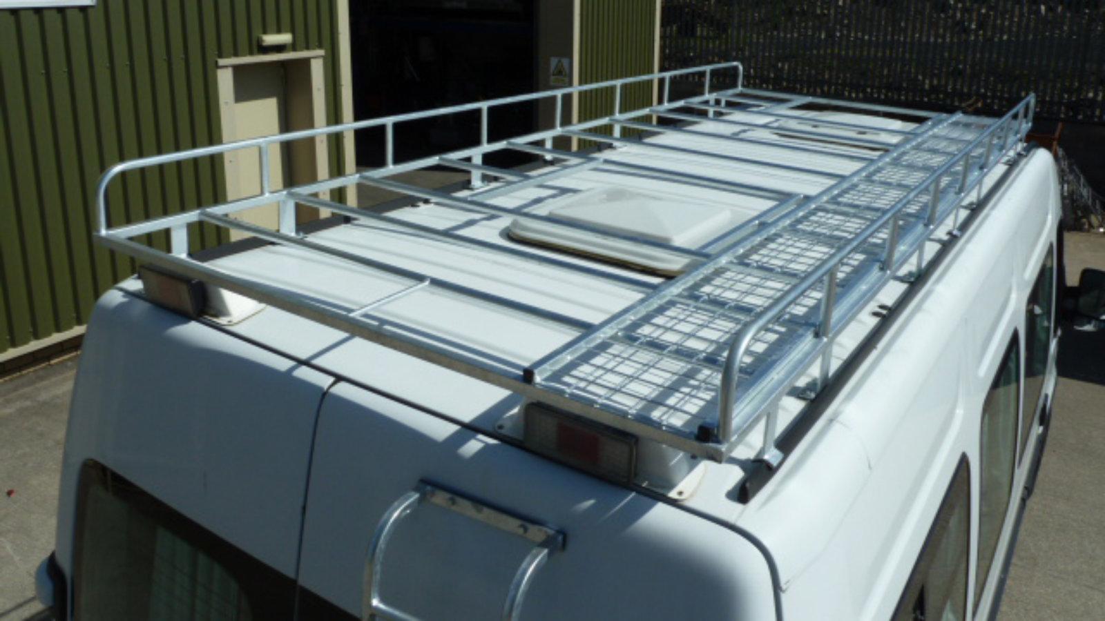 sdv roof racks bespoke roof racks
