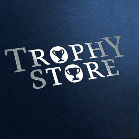 Trophy Store Logo Design