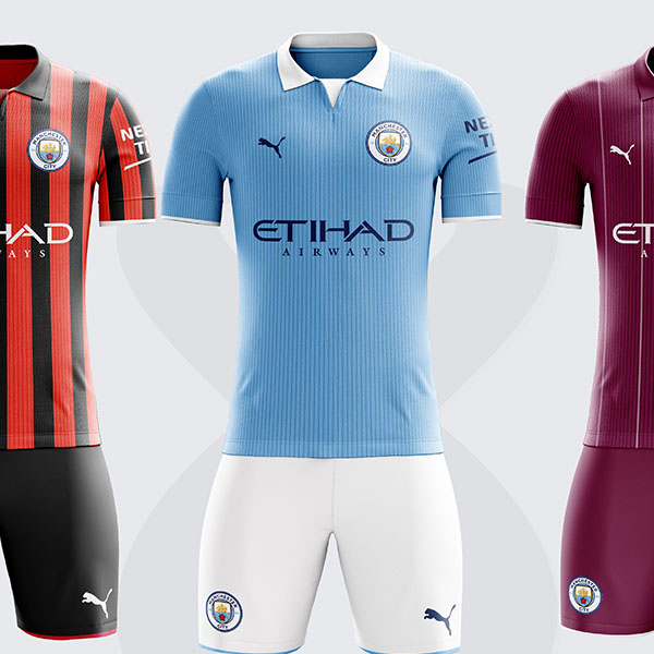 Manchester City Kits 2019/20