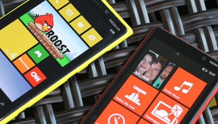 تحديث جديد لهواتف Lumia يصدر للنسخ العالمية من الهاتف