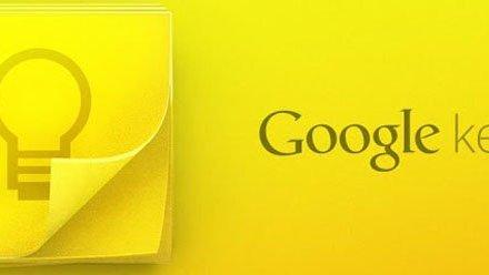Keep: تطبيقٌ جديد تقدمه Google لإدارة ملاحظاتك!