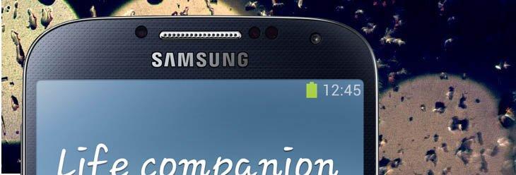 سامسونج تعلن رسميًا عن هاتفها Galaxy S4