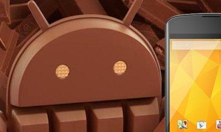 مجموعة من الصور لواجهات النظام KitKat القادم قريبًا