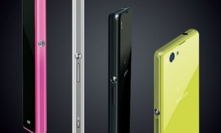 رسميًا؛ الكشف عن الهاتف Xperia Z1 Compact بمواصفاتٍ ممتازة