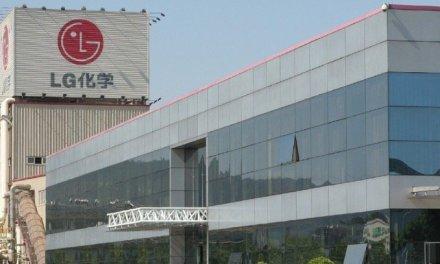 مبيعات LG تواصل نموها على استحياء