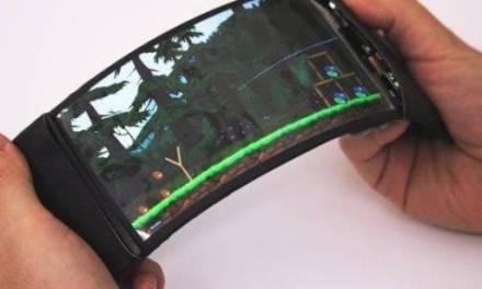 هواتف بشاشة هولوغرافيه, ثلاثية الأبعاد, قابلة للإنحناء تحت التطوير