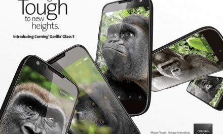 شاشات الحماية Gorilla Glass 5