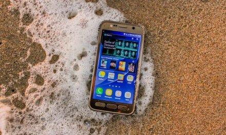 فشل هاتف Galaxy S7 Acitve  فى إختبار مقاومة الماء
