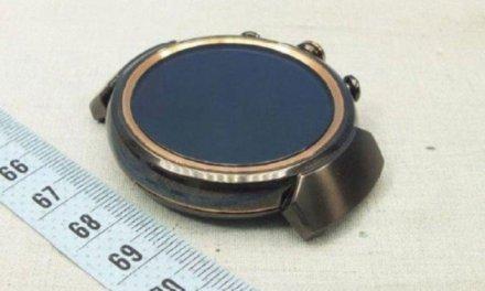 صورة مسربه للساعة الذكية ASUS ZenWatch 3