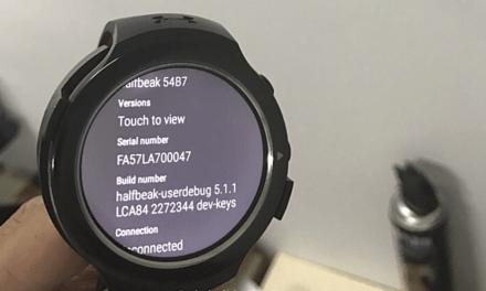 تسريبات تؤكد عن إستعداد HTC لإصدار ساعة ذكية بنظام أندوريد وير