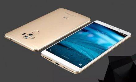 رسميا #ZTE تعلن عن هاتفها الجديد Axon 7 Max بسعر 617$
