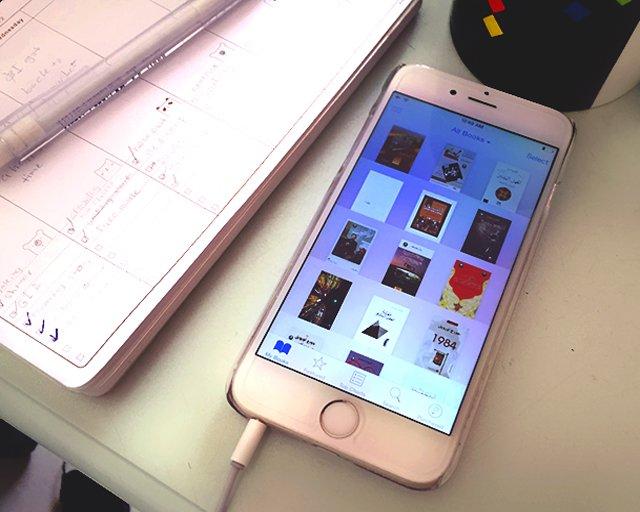 5 #تطبيقات مجانية  لمحبي القراءة #اندرويد و #ايفون