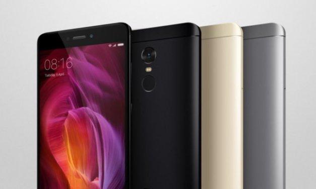 #Xiaomi تكشف عن 3 نماذج من هاتف Redmi Note 4 بسعر منخفض