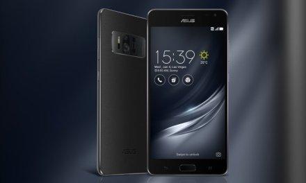 هاتف ASUS Zenfone AR بـ 8جيجابايت! #CES2017