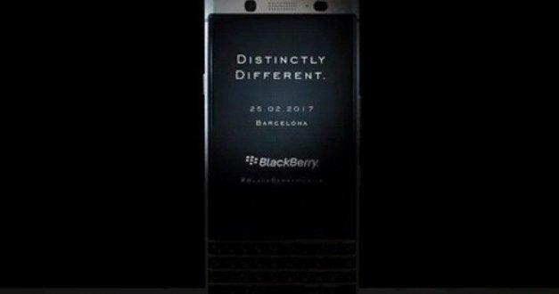 TCL ستكشف رسميا عن هاتف BlackBerry# Mercury في مؤتمر #MWC2017