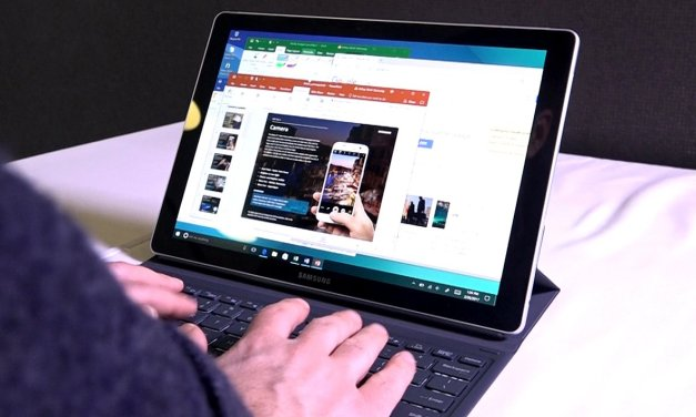 MWC2017: سامسونج تعلن رسميًا عن Samsung Galaxy Book# بنظام ويندوز10