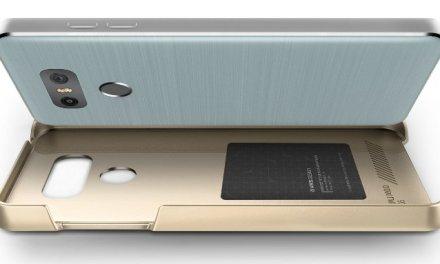 #خمسة حافظات جديدة لهاتف #LG G6 قادمة من شركة #VRS Design