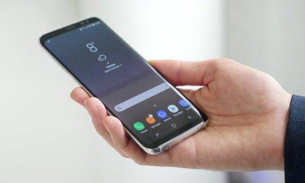 #سامسونج تنجح في بيع أزيد من 5مليون وحدة من #Galaxy_S8