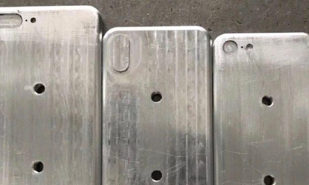 تسريبات تكشف قوالب لثلاث هواتف #الآيفون المرتقبة