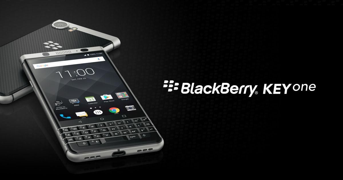 هذه هي النتيجة التي حصل عليها BlackBerry KEYone# في إختبار الجودة والمتانة