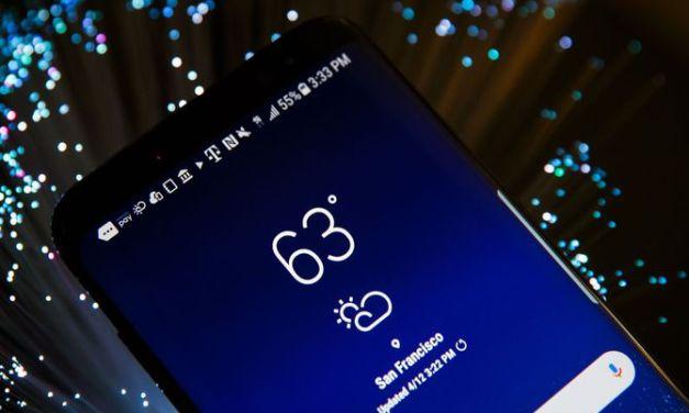 أول فيديو مُسرب يكشف أوجه التشابه في تصميم هاتف#Galaxy_S8 و #Note_8