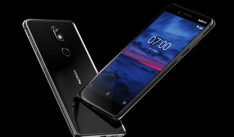 الكشف عن الهاتف Nokia 7 متوسط المواصفات