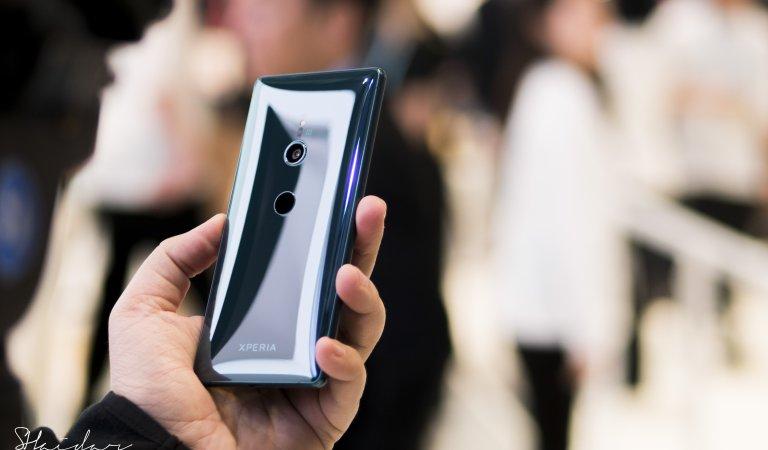 الإعلان عن Xperia XZ2 و Xperia XZ2 Compact بتصميم جديد