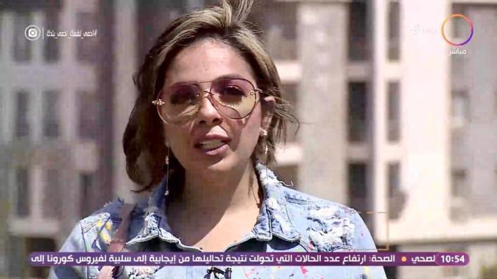 الإعلامية شاهندة أنور