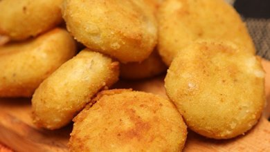 صورة كبه البطاطا