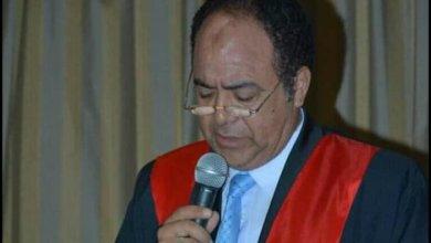 """صورة المستشار الدكتور السيد أبو عيطة """"الرئيس عبد الفتاح السيسي رجل غير مسار التاريخ السياسي المصري والعربي """""""