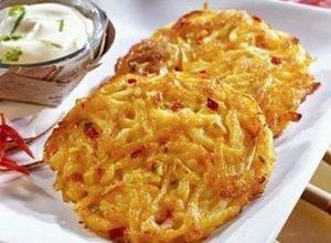 صورة عجة البطاطا المقرمشة والشهية وطريقة جديدة لتحضيرها
