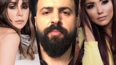 صورة رنا شميس تنضم إلى العميد برفقة تيم حسن و كاريس بشار