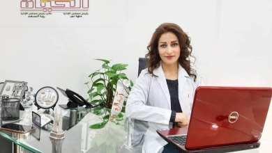 """صورة الدكتورة داليا شبلي جنود """"المبادرة تركت أثراً إيجابي عند المرضى"""