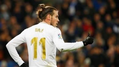 صورة بيل لا يشعر بالسعادة في ريال مدريد