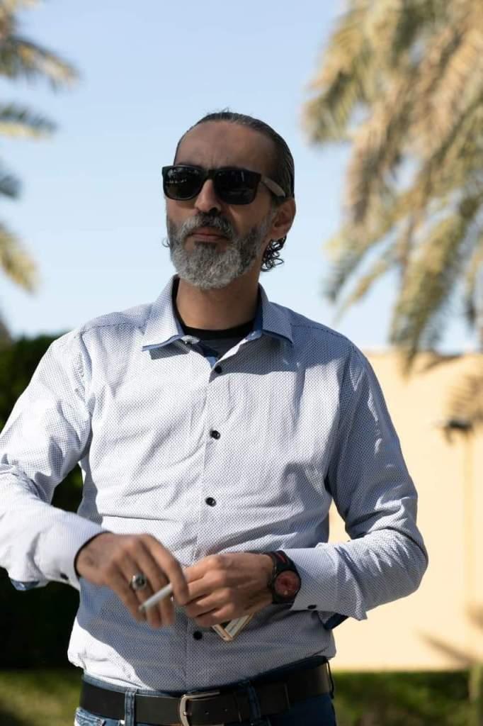 الشاعر السوري عمار رمضان العلي ل سحر الحياة:الطريق في عالم الشعرصعبة جداوكل يوم اتعلم شي جديد