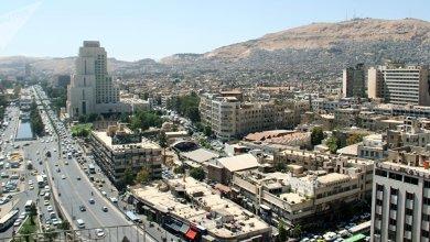 صورة دمشق سكينة العرب