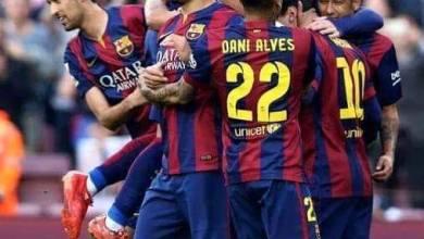صورة برشلونة يهزم خيتافي ويواصل ملاحقة ريال مدريد في الدوري الإسباني