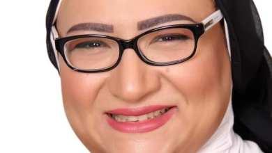صورة منال تحارب السرطان بالضحك