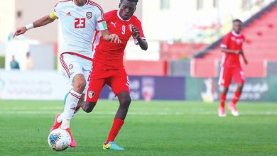 صورة بطولة كأس العرب للشباب