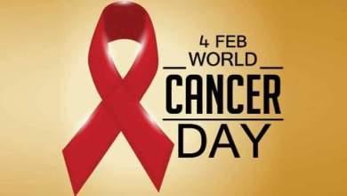 """صورة 4 فبراير """"اليوم العالمي للسرطان والتحدي مستمر"""