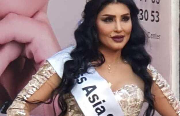 """""""سهير محمود """"ملكة جمال آسيا لعام 2020"""