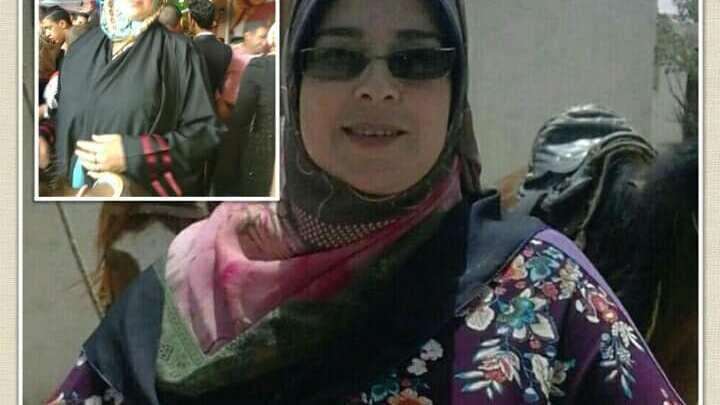 """""""لوزة كامل """"محمود ورحلتها من محو الأمية إلى بكالوريوس الخدمة الاجتماعية"""