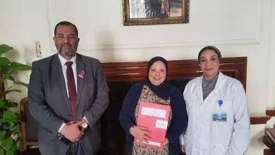 صورة مؤسسة بهية توقع بروتوكول تعاون مع مستشفيات جامعة القاهرة في ظل مواجهة فيروس الكورونا