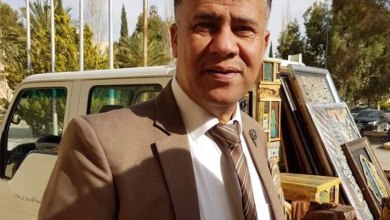 """Photo of """"إبراهيم الديات """"من بيتك الأردن يجمعنا بمشاركة أكثر من 150فنان عربياً ودولياً"""