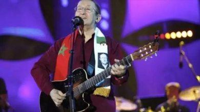 صورة رحيل أيقونة الأغنية الآمازيغية المطرب الجزائرى العالمى إيدير شريت.